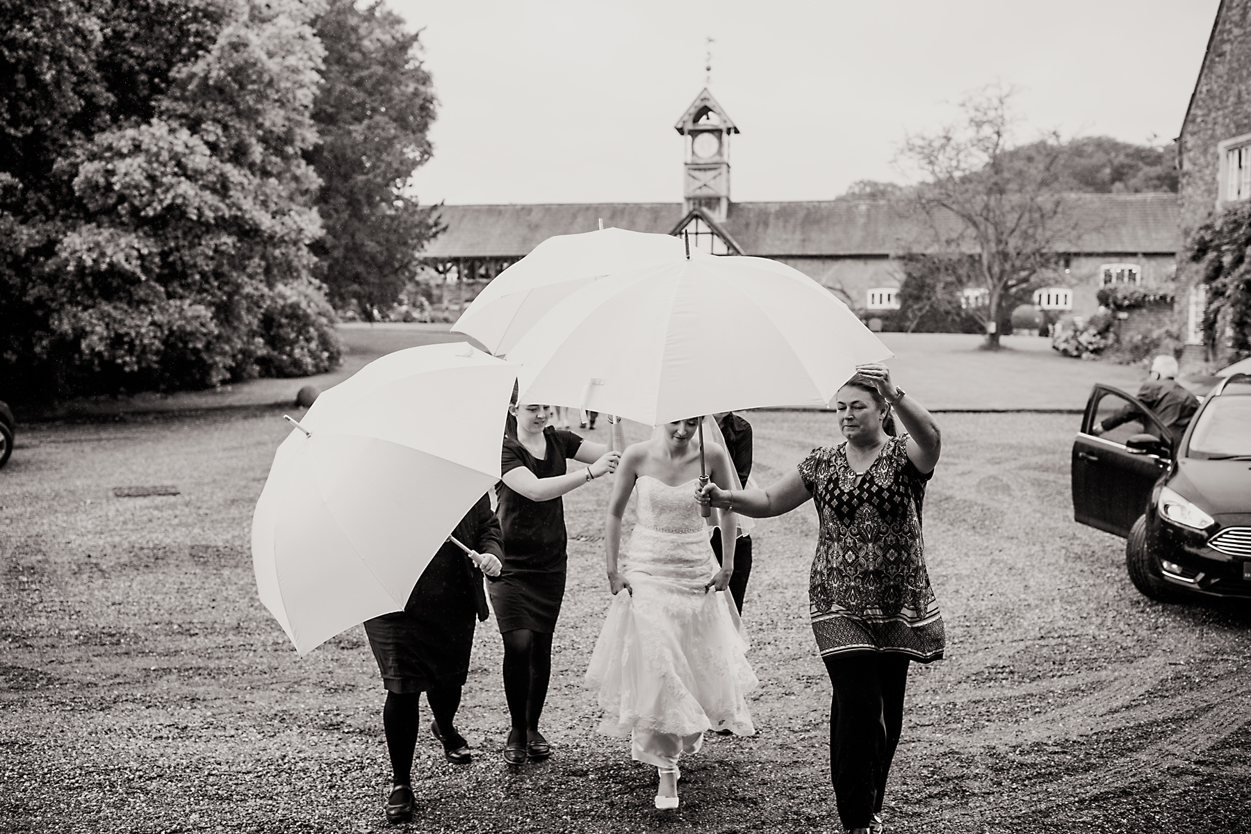arley hall wedding venue