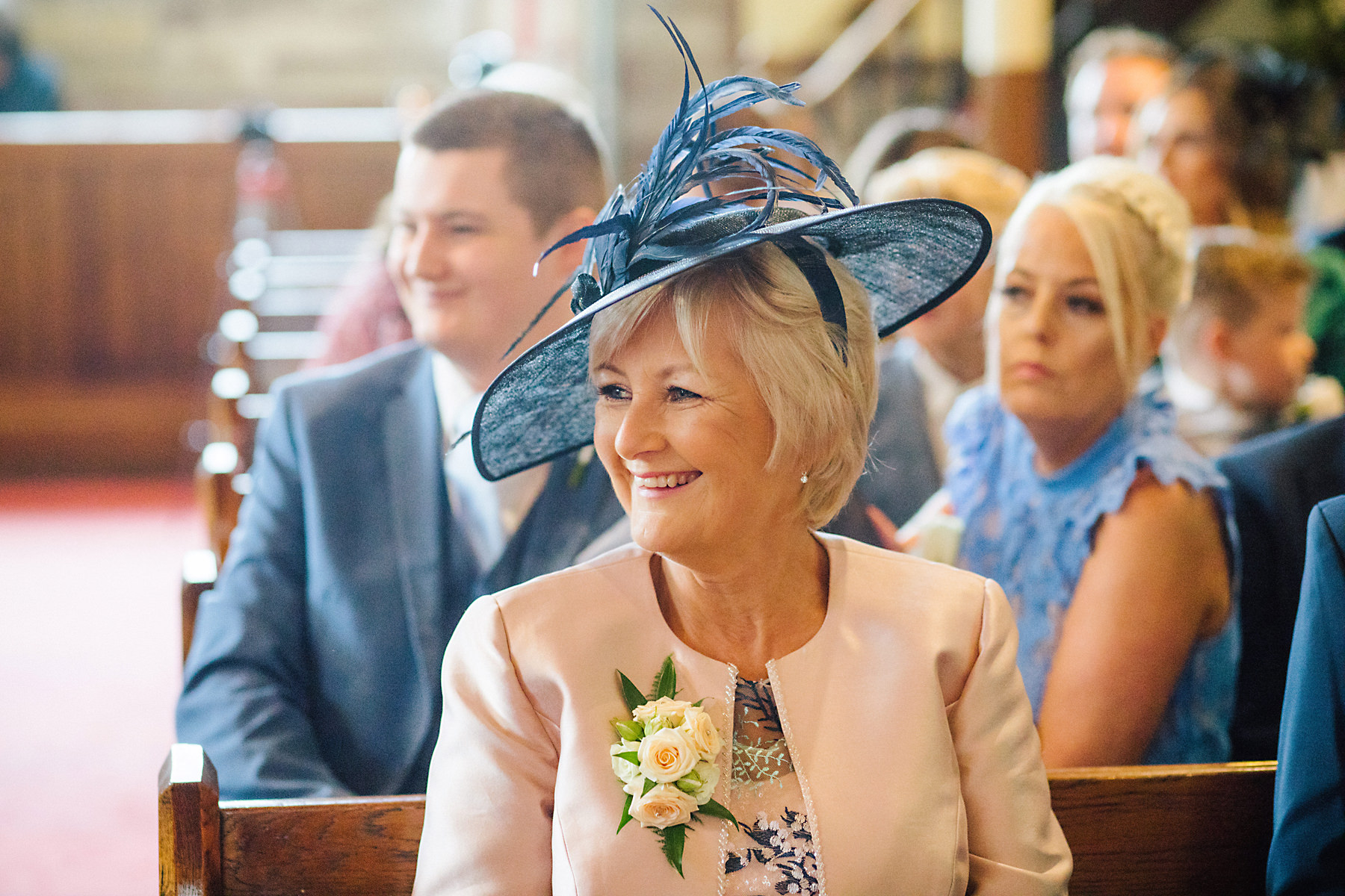 mother of the bride hat fascinator