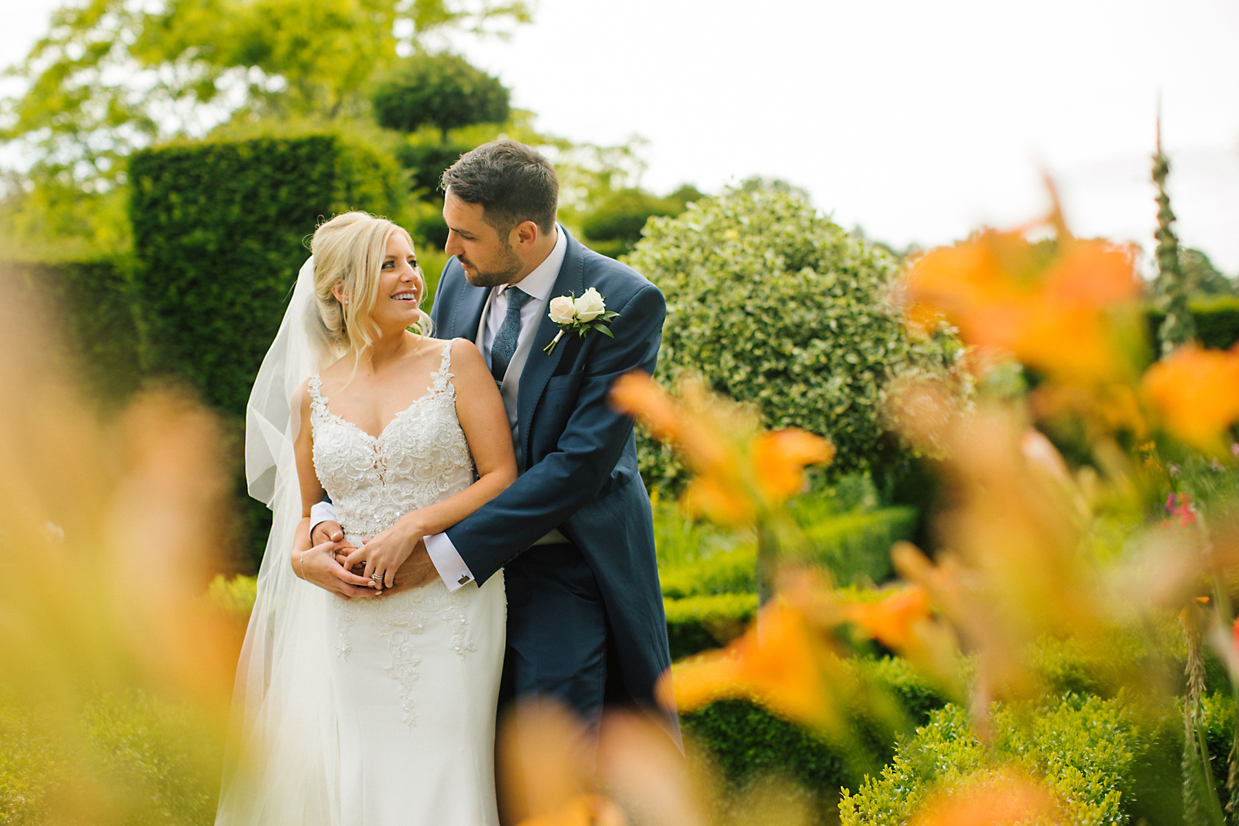 summer wedding at the holford estate