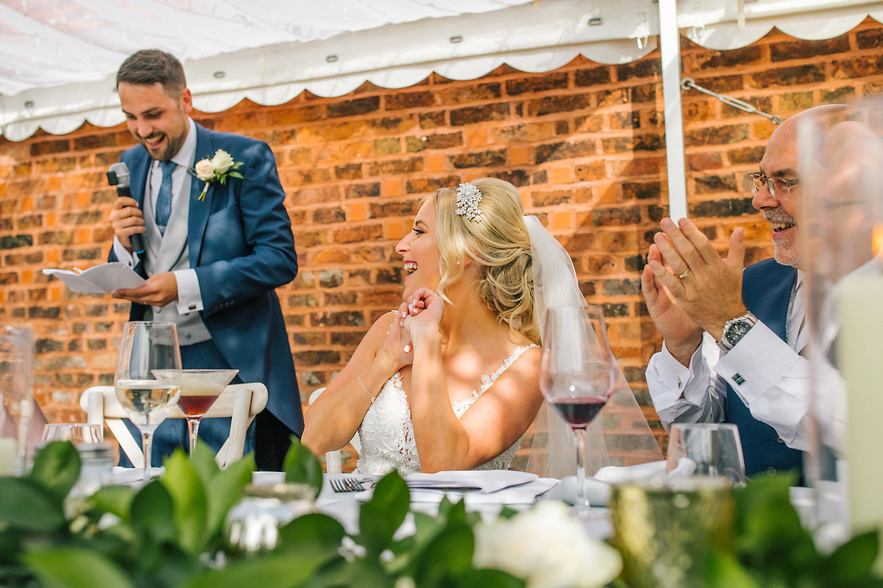 groom speech photos
