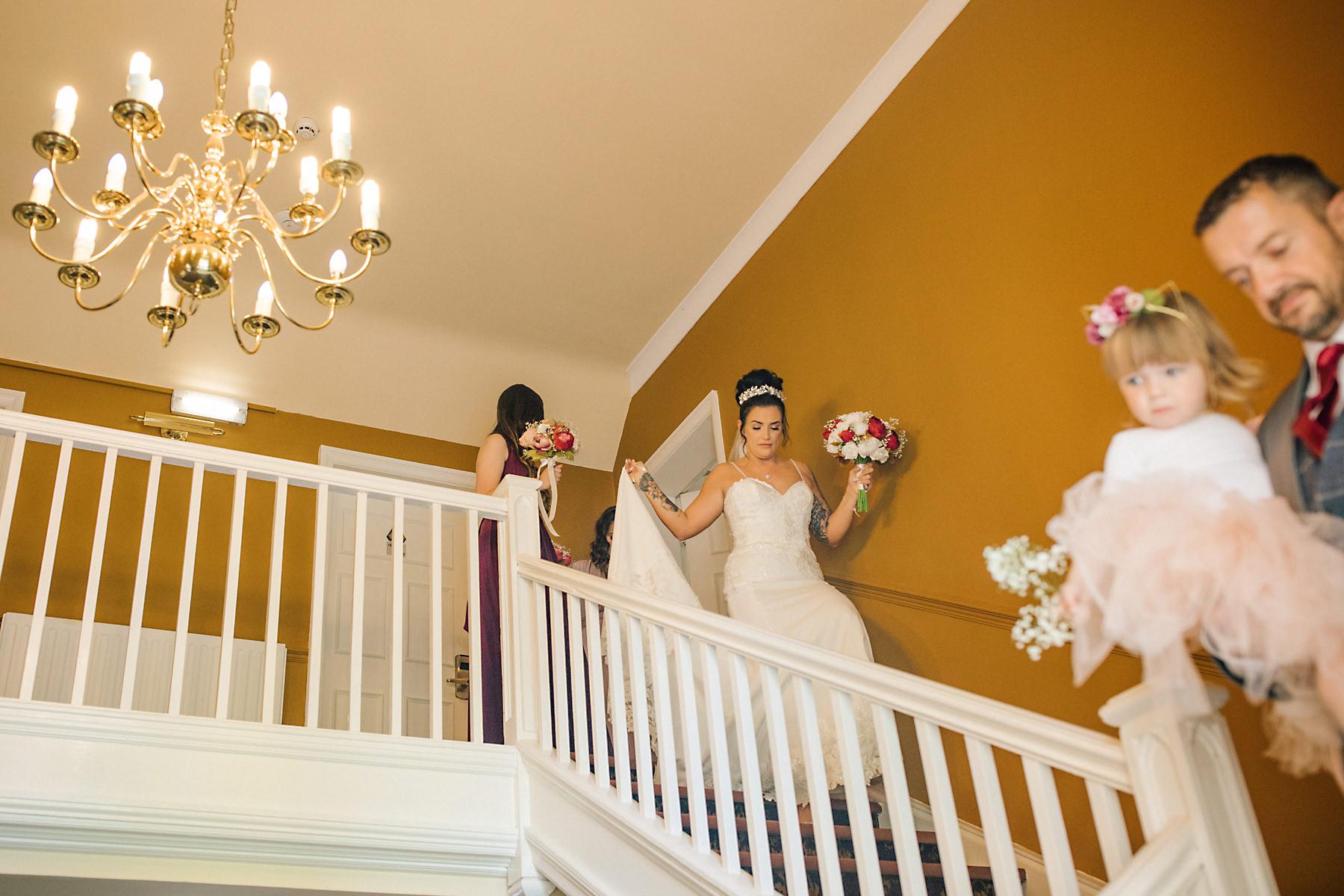 chimney house hotel wedding photographer