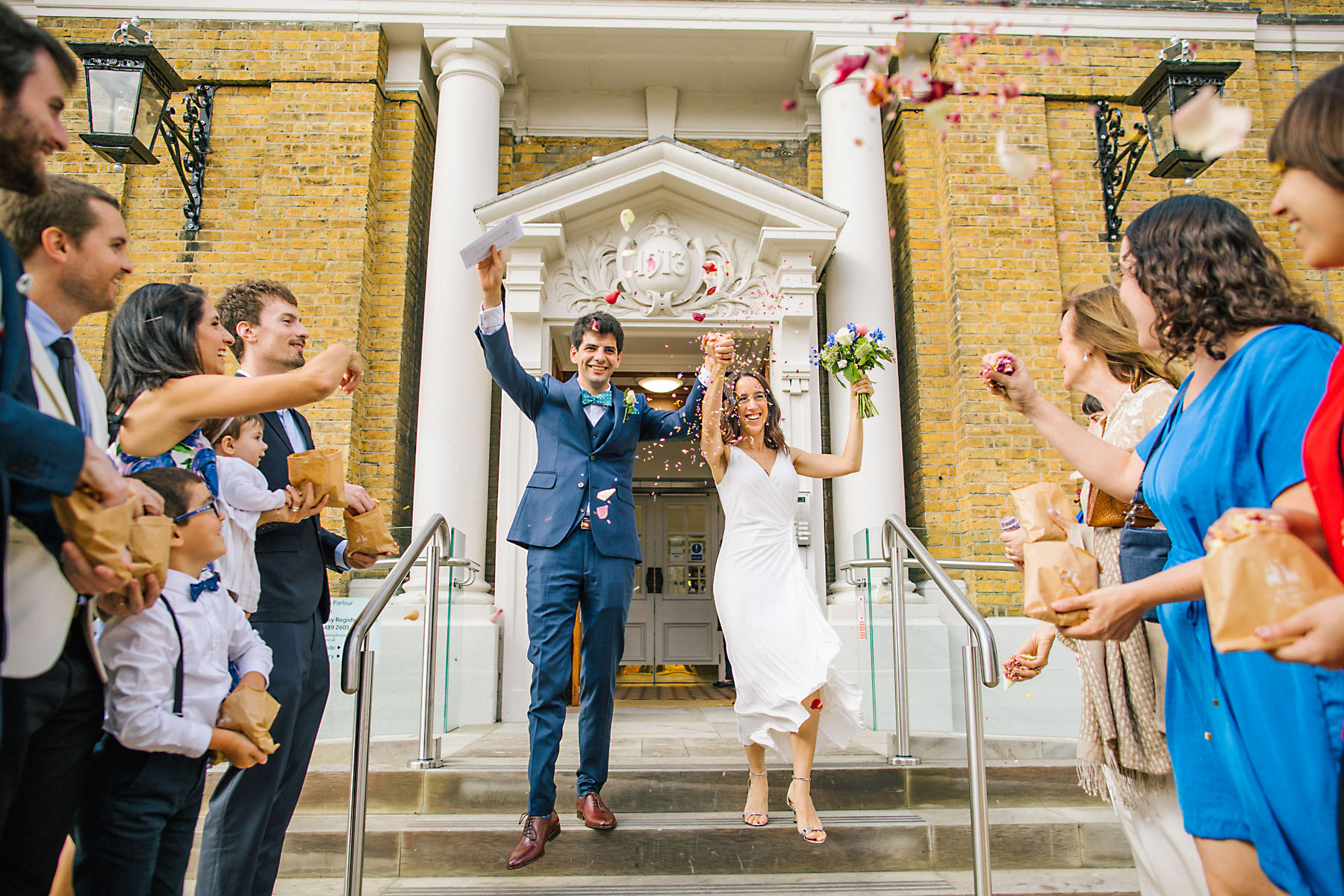 george meehan house london wedding