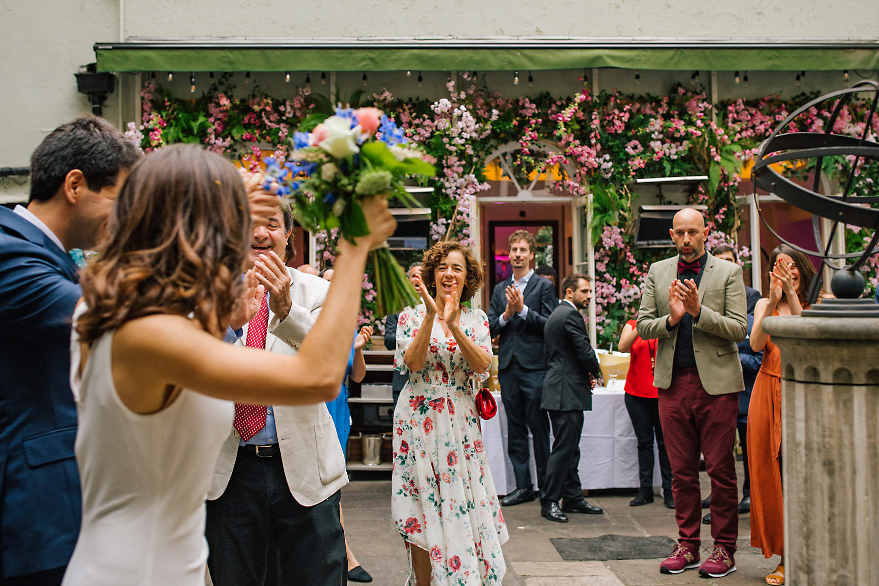boulestin courtyard wedding