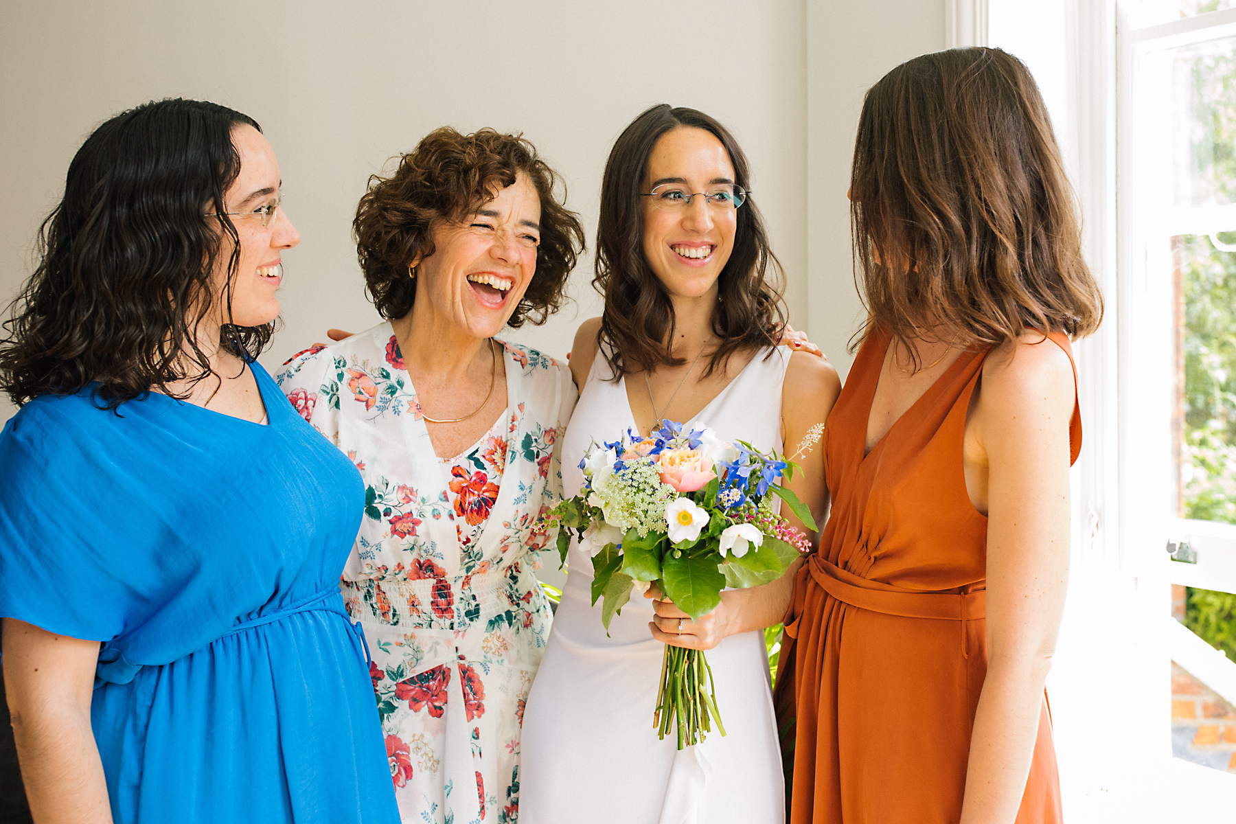 bridesmaids photograph