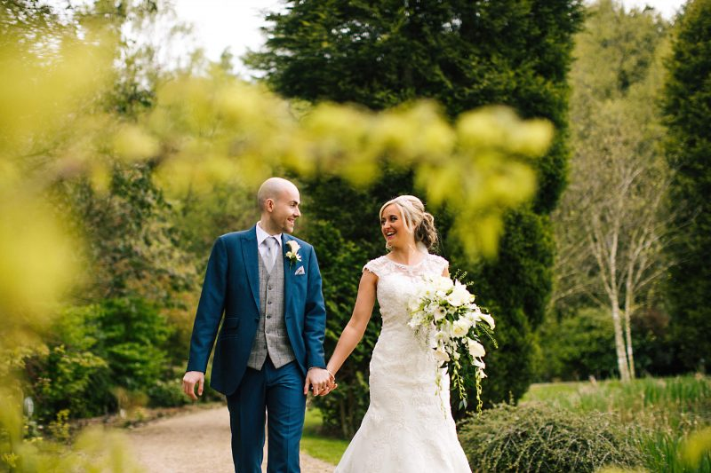 moddershall oaks summer wedding